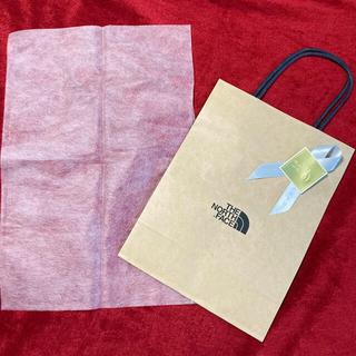 THE NORTH FACE - ノースフェイス プレゼント用 ショップ袋 小 誕生日 お祝い プレゼント 不織布