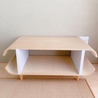 アクタス(ACTUS)のヤマト工芸 マカロン テーブル テレビ台(ローテーブル)