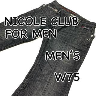 ニコルクラブフォーメン(NICOLE CLUB FOR MEN)のNICOLE CLUB FOR MEN  ニコルクラブフォーメン サイズ44(デニム/ジーンズ)