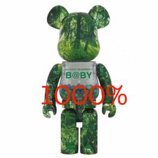 メディコムトイ(MEDICOM TOY)のMY FIRST BE@RBRICK B@BY FOREST GREEN (その他)