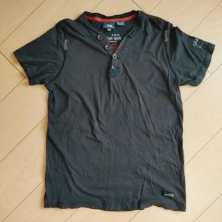 ジースター(G-STAR RAW)のG-STAR RAW メンズ 半袖Tシャツ Mサイズ ジースターロゥモノトーン(Tシャツ/カットソー(半袖/袖なし))