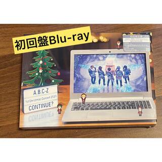 エービーシーズィー(A.B.C.-Z)のA.B.C-Z 1st Christmas Concert Blu-ray 初回(ミュージック)