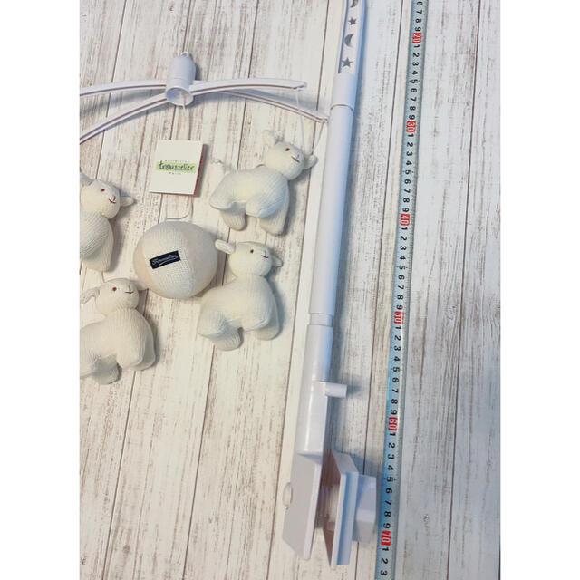 trousselier(トラセリア)のトラセリア メリー キッズ/ベビー/マタニティのおもちゃ(オルゴールメリー/モービル)の商品写真