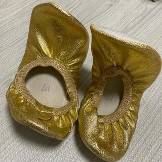 金靴 ベリーダンス シューズ(ダンス/バレエ)