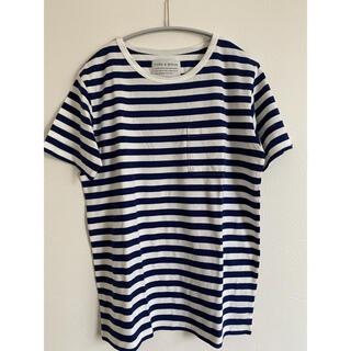 ドアーズ(DOORS / URBAN RESEARCH)のFORK&SPOON ボーダーTシャツ(Tシャツ/カットソー(半袖/袖なし))