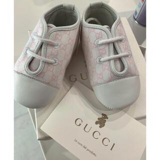 グッチ(Gucci)のGUCCIベビーシューズ(スニーカー)