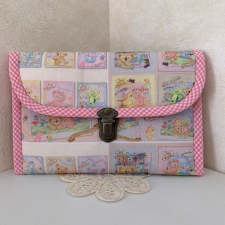 ダッフィー セイチーズ 母子手帳ケース(外出用品)