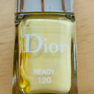 クリスチャンディオール(Christian Dior)の新品!ディオール ヴェルニ120 ネイル(マニキュア)
