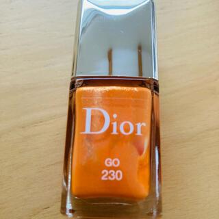 クリスチャンディオール(Christian Dior)の新品!ディオール ヴェルニ230 ネイル (マニキュア)
