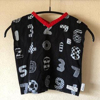ソウソウ(SOU・SOU)のSOU・SOU わらべぎ いせもめん しかくい Sサイズ(Tシャツ/カットソー)