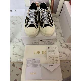 ディオール(Dior)の新品Christhan Dior WALK'N'DIOR ロートップスニーカ(スニーカー)