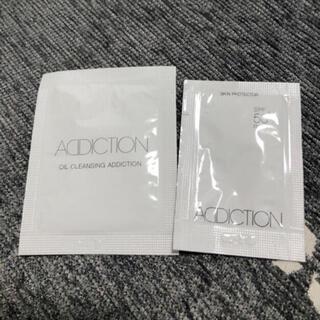 アディクション(ADDICTION)のADDICTION アディクション 日焼け止め・クレンジングサンプル(サンプル/トライアルキット)