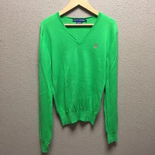 ラルフローレン(Ralph Lauren)のラルフローレンニットセーター(ニット/セーター)