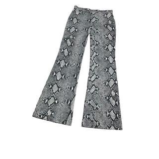 グッチ(Gucci)の★ GUCCI グッチ 筆記体ロゴ入り パイソン柄 パンツ 40サイズ★(カジュアルパンツ)