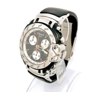 ティソ(TISSOT)の『WH-3931』電池交換済☆TISSOT☆T-RACE☆稼働美品(腕時計(アナログ))