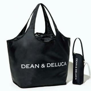 ディーンアンドデルーカ(DEAN & DELUCA)の【未使用品】DEAN&DELCA買い物カゴバッグ&ボトルケース2点セット(かごバッグ/ストローバッグ)