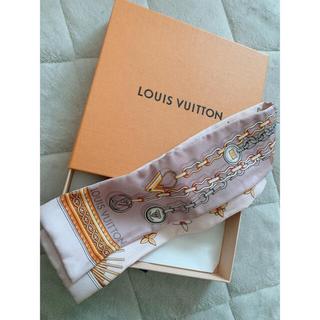 ルイヴィトン(LOUIS VUITTON)のヴィトン  スカーフ バンドゥー(バンダナ/スカーフ)