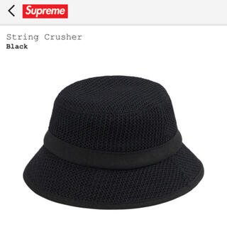 シュプリーム(Supreme)の21ss supreme string crusher(ハット)