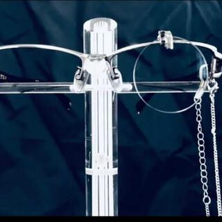 超激安!【完全オリジナル】モノクル 片眼鏡 フレームレス!(小道具)