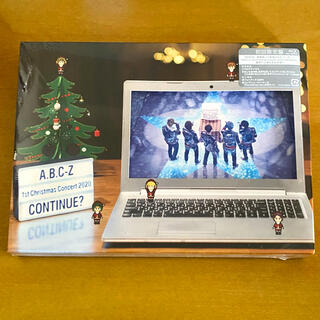 エービーシーズィー(A.B.C.-Z)のA.B.C-Z Blu-ray CONTINUE? (ミュージック)