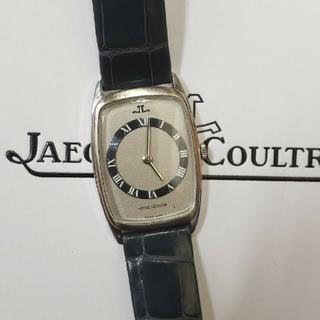 Jaeger-LeCoultre - ジャガールクルト18k ホワイトゴールド  ヴィンテージ 手巻き
