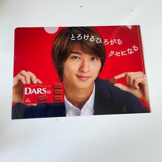 横浜流星 DARS ファイル(クリアファイル)