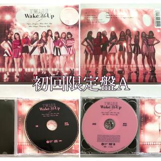 ウェストトゥワイス(Waste(twice))のTWICE Wake Me Up 初回限定盤A twice CD  DVD(K-POP/アジア)