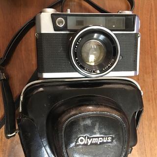 OLYMPUS - オリンパス S レンジファインダーカメラ CONTAX コンパクト フィルム