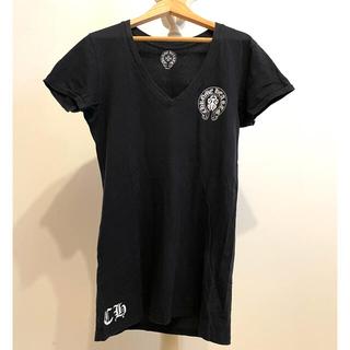 クロムハーツ(Chrome Hearts)のクロムハーツTシャツ Sサイズブラック(Tシャツ(半袖/袖なし))