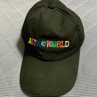 シュプリーム(Supreme)の【公式】トラヴィススコット キャップ Astro World(キャップ)