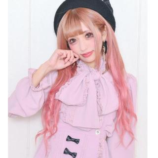 マーズ(MA*RS)の【Princess Melody】♪レース付きびっくおりぼんBL♪ (シャツ/ブラウス(長袖/七分))