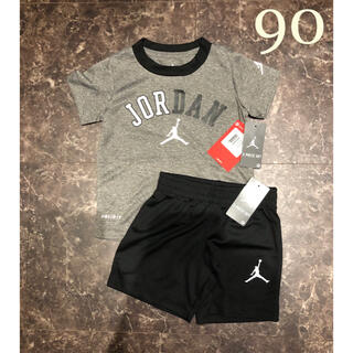 ナイキ(NIKE)の新品未使用 タグ付き ジョーダン  セットアップ Tシャツ 短パン(Tシャツ/カットソー)
