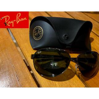 レイバン(Ray-Ban)のray ban rb3386 004/71 サングラス ティアドロップ ブラック(サングラス/メガネ)