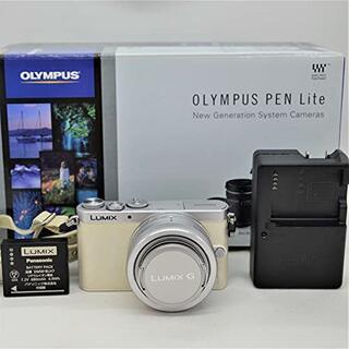 パナソニック(Panasonic)のパナソニック デジタル一眼カメラ ルミックス GM1 レンズキット 標準ズームレ(デジタル一眼)
