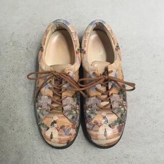 アンティカ(antiqua)のモネ スニーカー  革靴(スニーカー)