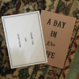 トゥデイフル(TODAYFUL)のTODAYFUL ポストカード(その他)