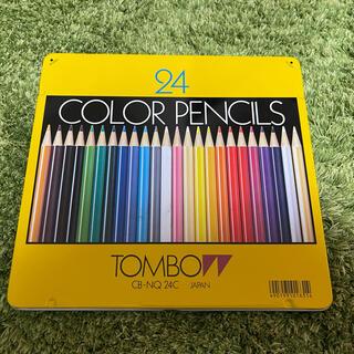 トンボエンピツ(トンボ鉛筆)のトンボ 色鉛筆  24色(色鉛筆)