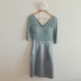 e3864d640976e ジルスチュアート フォーマル ドレス(ブルー・ネイビー 青色系)の通販 ...
