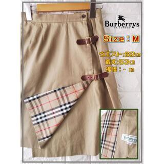 バーバリー(BURBERRY)のBurberrys バーバリーズ ノバチェック スカート SS2063(ミニスカート)
