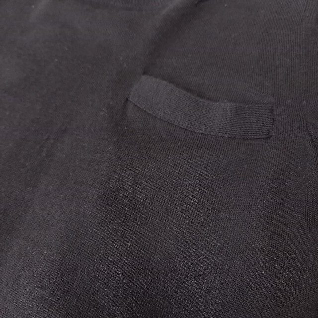 sacai luck(サカイラック)のサカイラック バックタック サテン 切り替え 異素材 ワンピース ●送料込み● レディースのワンピース(ひざ丈ワンピース)の商品写真