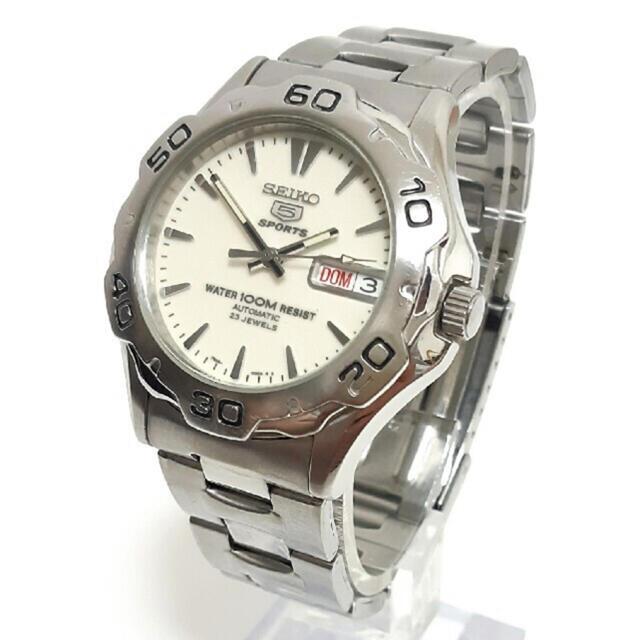 SEIKO(セイコー)のSEIKO SPORTS 5 メンズの時計(その他)の商品写真