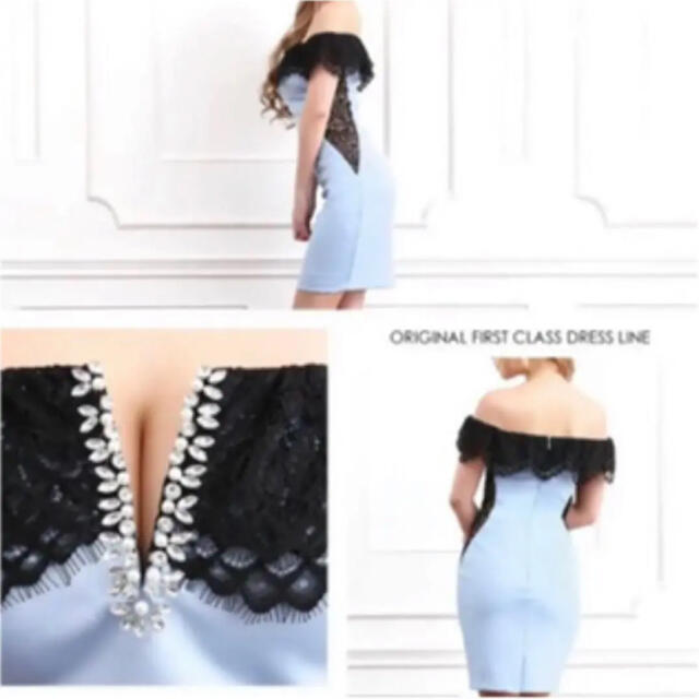 AngelR(エンジェルアール)のAngelR  キャバドレス  レディースのフォーマル/ドレス(ナイトドレス)の商品写真