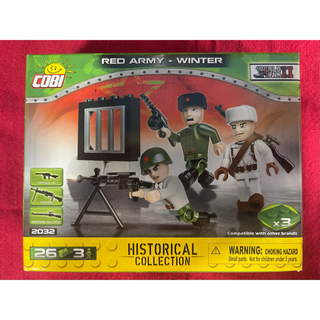 COBI #2032 RED ARMY WINTER(その他)