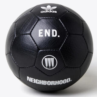 NEIGHBORHOOD - neighborhood.adidas.END.トリプルネーム Football