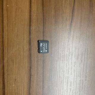 プレイステーションヴィータ(PlayStation Vita)のPSP  Vita メモリーカード 8GB(その他)