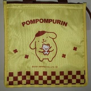 ポムポムプリン(ポムポムプリン)のポムポムプリン保冷バッグ(弁当用品)