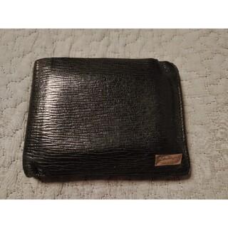 サルヴァトーレフェラガモ(Salvatore Ferragamo)の【値下げ】メンズ 財布 salvatore ferragamo(折り財布)