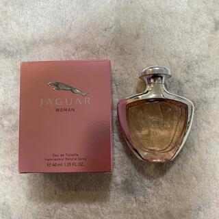 ジャガー(Jaguar)のジャガーウーマン⭐︎オードトワレ40ml(香水(女性用))