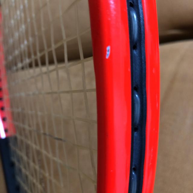 wilson(ウィルソン)のウィルソン Wilson PRO STAFF 97 硬式テニスラケット 美品 スポーツ/アウトドアのテニス(ラケット)の商品写真