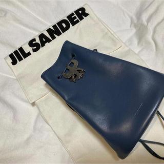 ジルサンダー(Jil Sander)のJILSANDER DRAWSTRING bag(ショルダーバッグ)